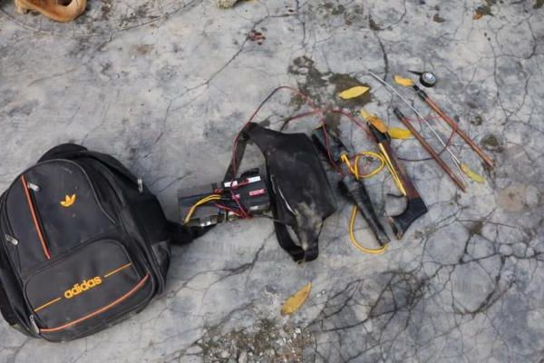 Tóm gọn 'cẩu tặc' mang súng điện từ Thanh Hóa vào Nghệ An trộm chó