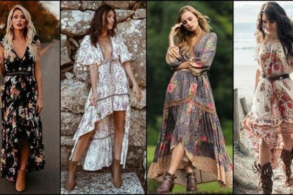 Boho-chic - vẻ đẹp miền tây hoang dã hòa cùng thời trang đương đại
