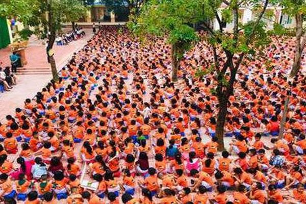 Chương trình Tiếng Anh tăng cường tại Nghệ An còn nhiều bất cập