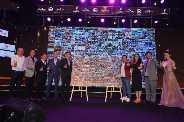 Thắng Lợi Group đồng sở hữu 'Bức tranh tỷ đô', cùng CLB Doanh nhân 2030 góp phần vào hoạt động thiện nguyện