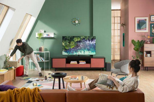 Samsung giải quyết hiện tượng lưu ảnh trên TV QLED như thế nào?