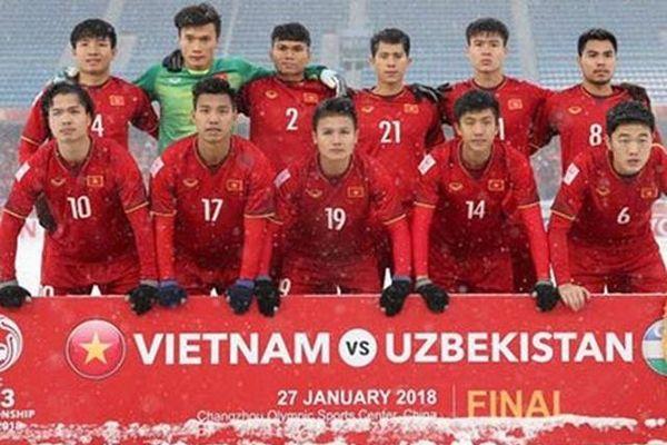 Trung Quốc từ bỏ quyền đăng cai chung kết U23 châu Á 2022