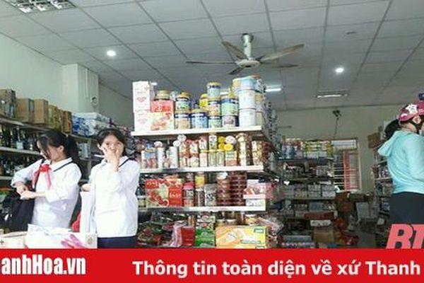 Phường Tân Dân chú trọng phát triển thương mại - dịch vụ