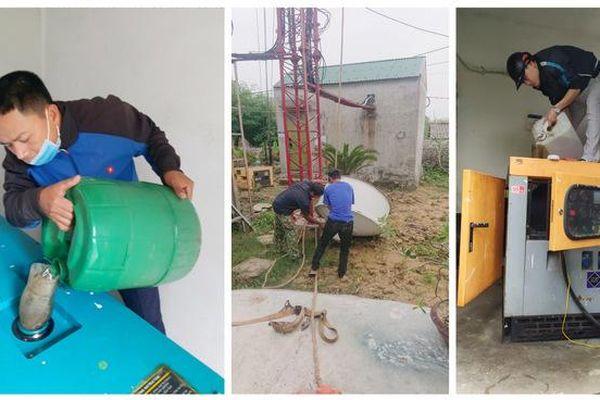 MobiFone nỗ lực bảo đảm mạng lưới thông suốt trong bão lũ miền Trung