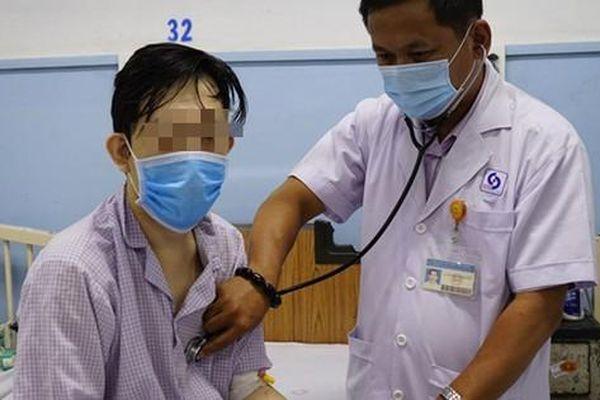Viên nang camera phát hiện bệnh hiếm trong lòng ruột người đàn ông