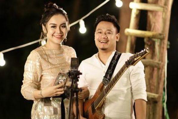 Nguyễn Đức Cường: Trở lại với album hát cùng vợ sắp cưới