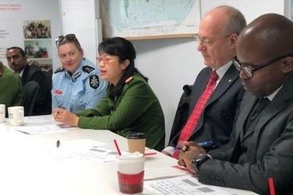 Chuyện nghề của một nữ sỹ quan Cảnh sát