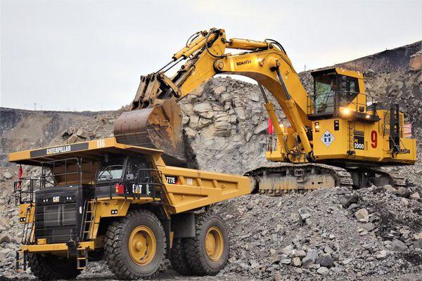 Nâng cao công suất các mỏ