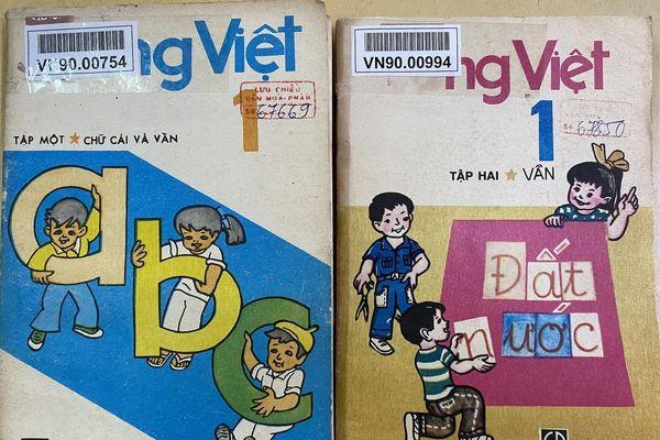 Vì sao 30 năm tôi vẫn không thể quên từng trang sách Tiếng Việt 1?