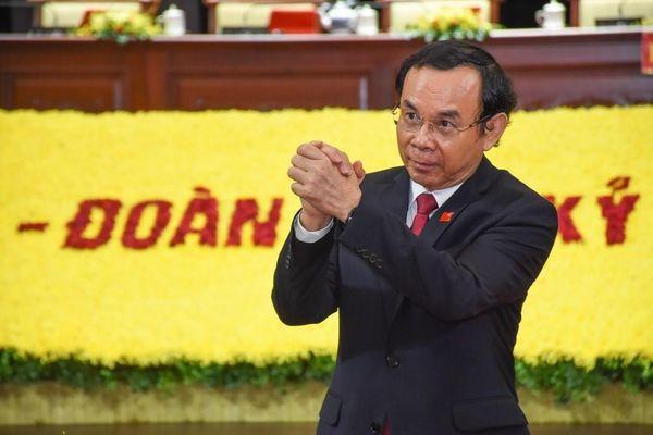 Ông Nguyễn Văn Nên đắc cử Bí thư Thành ủy TPHCM với số phiếu tuyệt đối