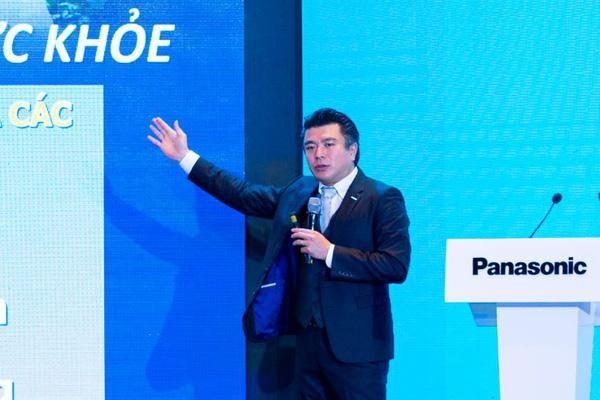 Panasonic phát triển công nghệ xoay quanh sức khỏe con người