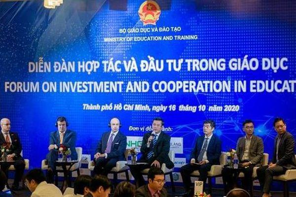 Tạo điều kiện thuận lợi cho các nhà đầu tư trong lĩnh vực giáo dục