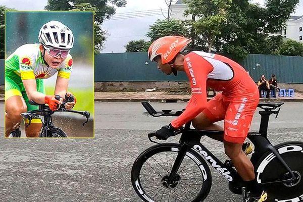 Tuấn Vũ, Thu Mai xuất sắc nhất giải xe đạp quốc gia
