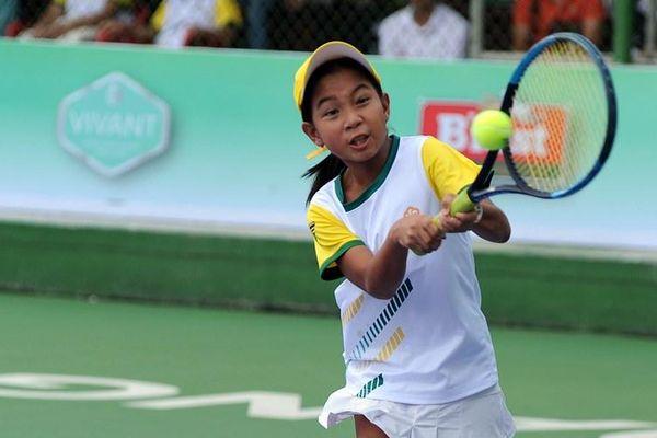 Khởi tranh giải quần vợt thanh thiếu niên toàn quốc 2020