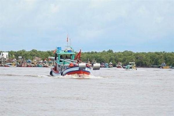 Cà Mau: Những đổi thay ở cửa biển Hố Gùi