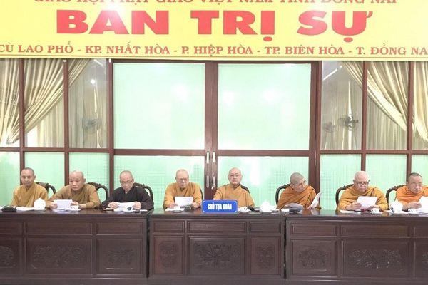Đồng Nai : Họp mở rộng triển khai Đại hội cấp huyện
