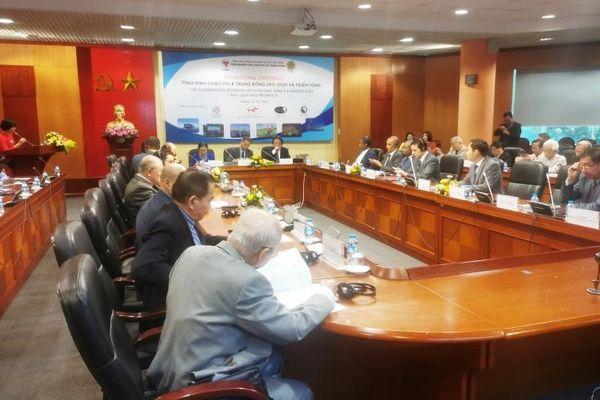 Hội thảo về triển vọng hợp tác Việt Nam - châu Phi và Trung Đông
