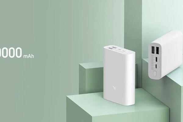Xiaomi Mi Power Bank 3 bản bỏ túi ra mắt, công suất 22,5W, giá 15 USD