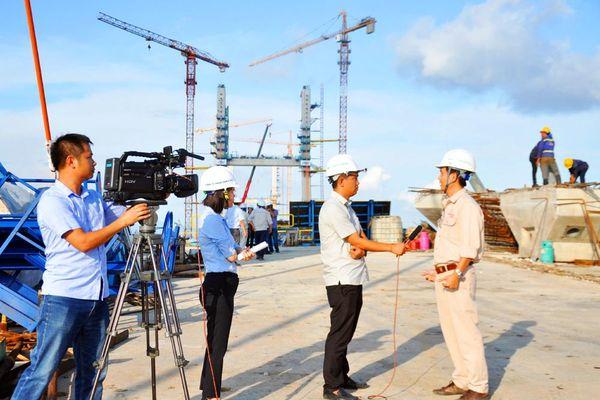 Liên hoan nghiệp vụ báo chí Trung tâm Truyền thông tỉnh lần thứ II diễn ra từ ngày 21-23/10