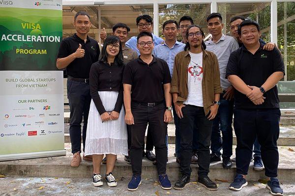 VIISA bắt đầu chương trình Tăng tốc Khởi nghiệp khóa 8 với 2 startup Việt Nam