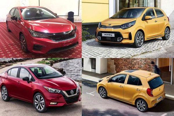 Ba mẫu ô tô mới sắp 'khuấy đảo' thị trường dịp cuối năm