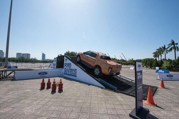 Ford Việt Nam khởi động sự kiện lái thử Ford SUV Drive 2020