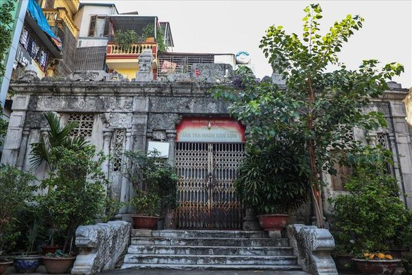 'Hụt hơi' chạy theo bảo tồn di tích lăng mộ Hoàng Cao Khải