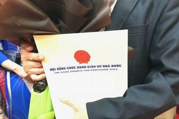 GS Nguyễn Ngọc Châu: 'Mua bài báo quốc tế là phản khoa học, thiếu đạo đức'