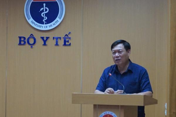 Thứ trưởng Đỗ Xuân Tuyên: Không để xảy ra 'dịch chồng dịch' trong mùa Đồng Xuân
