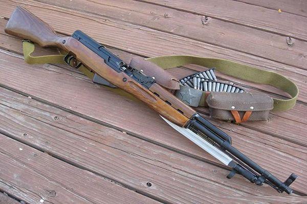 Súng trường CKC và AK-47 Liên Xô: Sinh bất phùng thời!