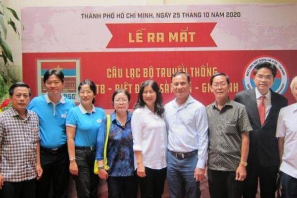 Ra mắt CLB con em tình báo Biệt động Sài Gòn - Gia Định