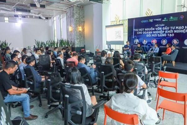 Quỹ nội và quỹ ngoại hợp tác khơi thông vốn cho startup Việt