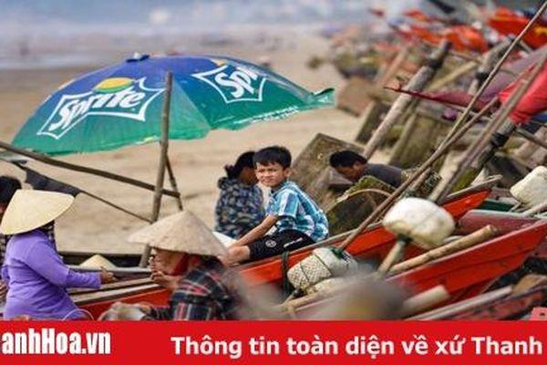 Làng chài nhỏ giữa lòng phố biển Sầm Sơn