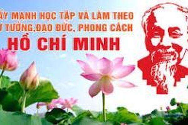 Đảng viên chi bộ lưu học sinh Nancy (Cộng hòa Pháp) học tập và làm theo tư tưởng, đạo đức, phong cách Hồ Chí Minh
