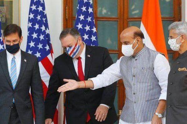Mỹ-Ấn Độ: Đối thoại 2+2 hay sự phá vỡ mô hình quan hệ thời hậu chiến