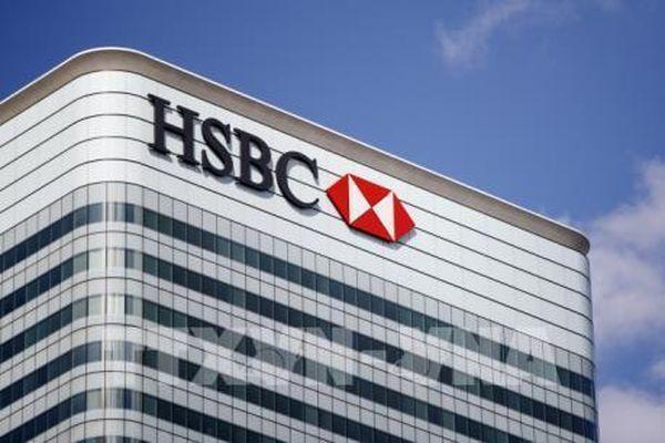 Lợi nhuận sau thuế quý III/2020 của HSBC giảm 46%