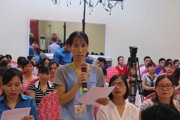 'Giật mình' với số tiền nợ BHXH của một số doanh nghiệp Nam Định