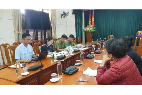 Quảng Bình xử phạt 4 người vì đăng tin sai sự thật về ngập lụt