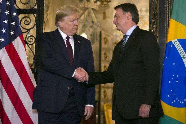 Nhiều lãnh đạo thế giới ủng hộ ông Trump tái đắc cử