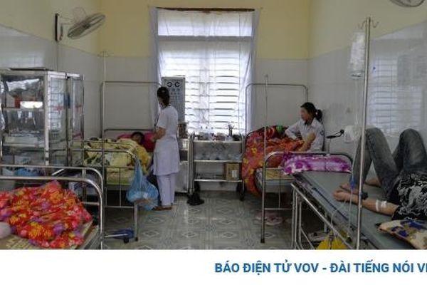Sức khỏe của hơn 40 học sinh nghi ngộ độc thực phẩm ở Sơn La đã ổn định