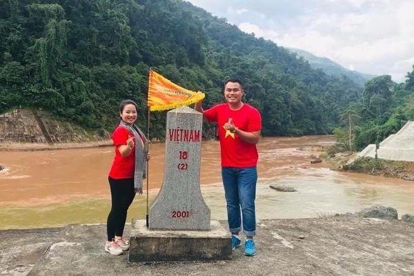 Nơi con sông Đà chảy vào đất Việt