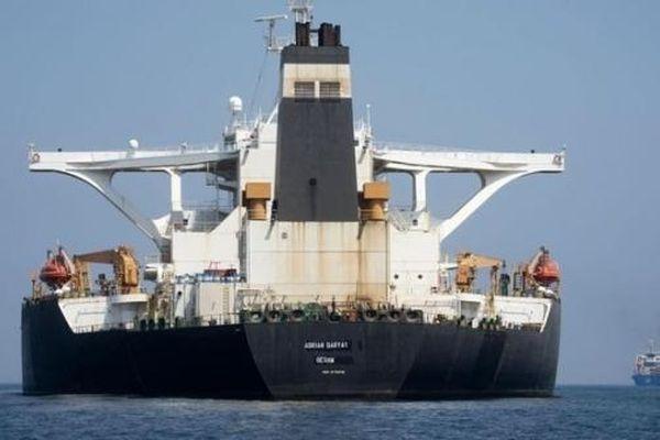Mỹ bán dầu tịch thu của Iran, thu về hơn 40 triệu USD