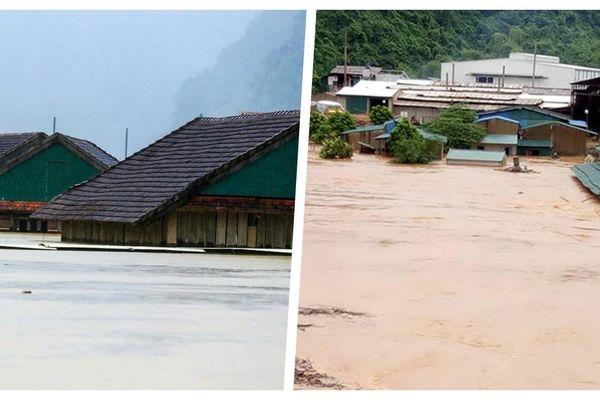 Nước lũ lên quá nhanh, hàng chục ngàn hộ dân khẩn cấp di dời