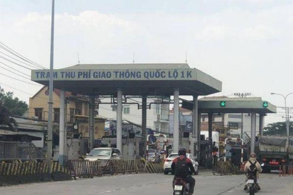 Hai trạm BOT cửa ngõ Đồng Nai, Bình Dương chính thức tạm dừng thu phí