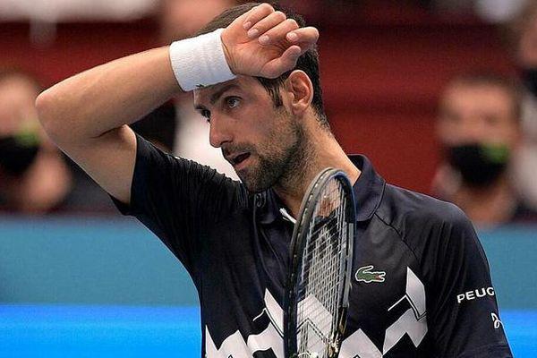 Novak Djokovic bất ngờ dừng bước tại tứ kết Vienna mở rộng 2020