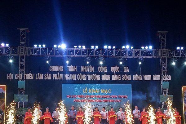 Vĩnh Phúc: Đưa sản phẩm thế mạnh tham gia Hội chợ triển lãm sản phẩm ngành Công Thương Đồng bằng Sông Hồng - Ninh Bình 2020