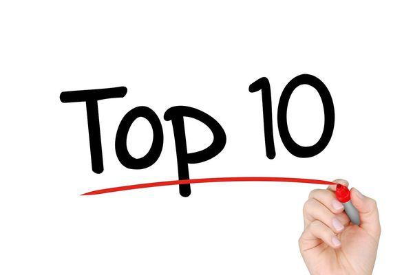 Top 10 cổ phiếu tăng/giảm mạnh nhất tuần: Nhóm ngân hàng rơi mạnh