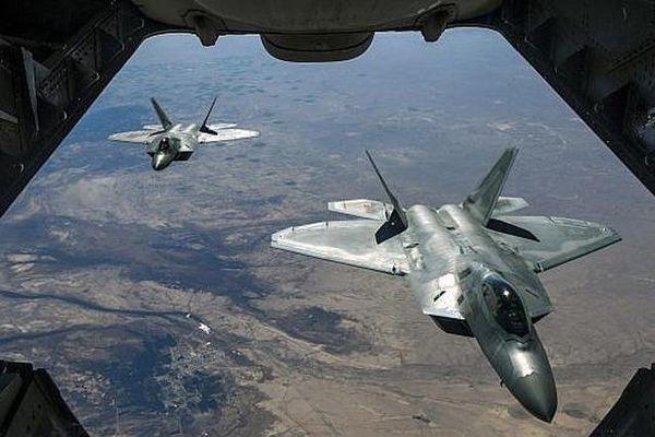 Mỹ chấp thuận bán F-22 Raptor cho Israel