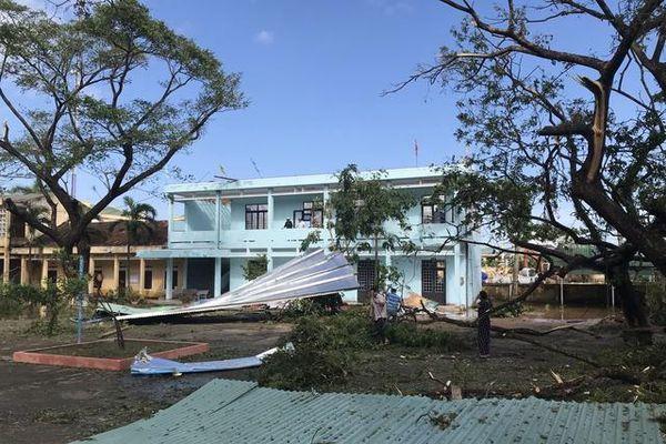 Quảng Ngãi: Bảo đảm an toàn khi HS học trở lại từ 2/11