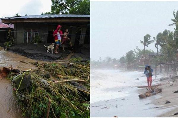 Người dân Philippines sau siêu bão Goni: 'Không có nơi nào để đi, không có thứ gì để ăn'